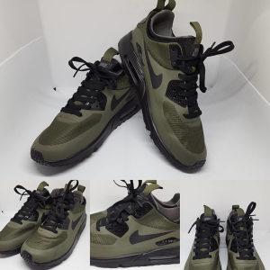 Patike NIKE Air Max 90 Sneakerboots Mid Green