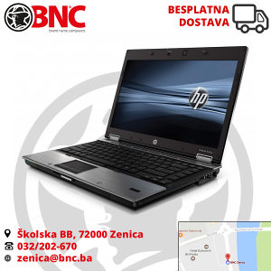 Laptop HP 8540