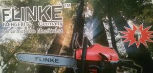 Motorna pila Flinke Germany 4.1ks Garancija