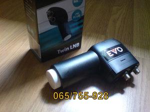 LNB twin uski (sa 2 izlaza)