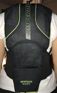 Skijaški štitnik za leđa - Back protector Komperdell