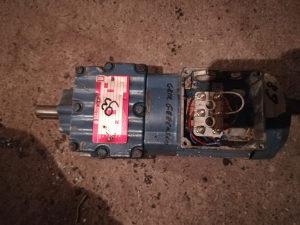 Elektro motor sa reduktorom 0,25 kw 93 o/min