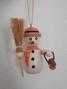 Ukrasi za jelku, novogodisnji ukras, snjesko