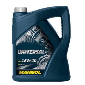 MANNOL UNIVERSAL 15W40 4 LIT. SG/CD