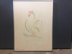 Slika Picasso 55 X 70 cm