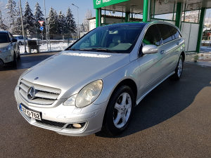 MERCEDES/R-320 CDI-4 MATIC/MODEL 2007