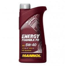 MANNOL ENERGY FORMULA PD 5W-40 1 L