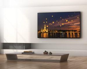 """Samsung 75"""" UltraHD 75MU6172 WiFi 4K 191cm UHD TV"""