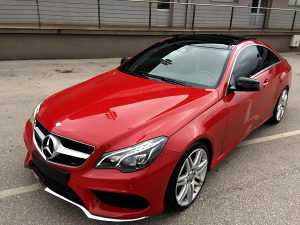 MERCEDES E350 BLUETEC AMG PLUS MOD 2014