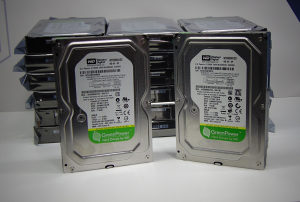 "Hard Disk HDD 500GB 3,5"" Western Digital WD5000AVDS"