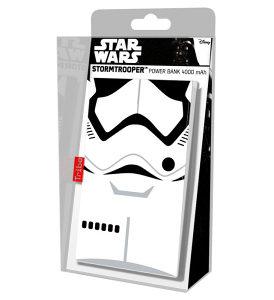 Tribe Power Bank 4000mAH - Stormtrooper