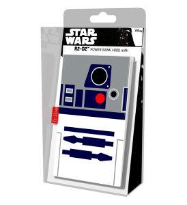 Tribe Power Bank 4000mAH - R2-D2