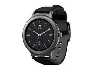 LG Watch Style W270 Titanium