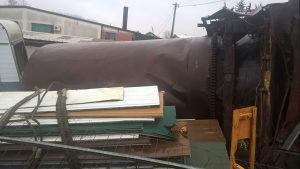 Cisterna smećara 15kubika