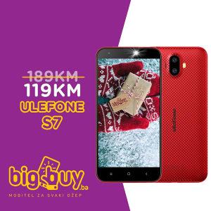 ULEFONE S7 1GB/8GB - www.BigBuy.ba