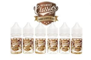 Infamous Classics Tobacc Tečnosti  30ml www.vapeshop.ba