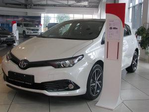 Toyota Auris 1.6 Valvematic Bi-Tone