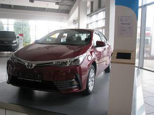 Toyota Corolla 1.6 Valvematic Style