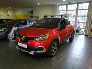 Renault Captur Outdoor Panorama