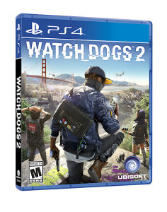 Watch Dogs 2 (PlayStation 4 - PS4)