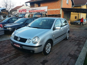 VW POLO 1.2 B 5 VRATA 2004 G.P. UVOZ