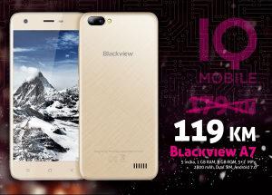 Blackview A7 | 1gb + 8gb | Dual 5 + 0,3 Mpx | Dual Sim