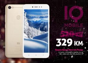 Xiaomi Redmi Note 5A Prime  3gb 32gb 13 Mpx Dual sim