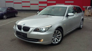 BMW 525D/FECLIFT/MODEL 2009