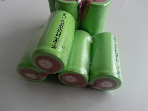 Akumulatorska akku Baterija 2.9A Ni-MH SC 2900mAh 1.2V