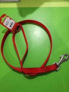 Povodac za pse 18mm x 100cm Camon crveni