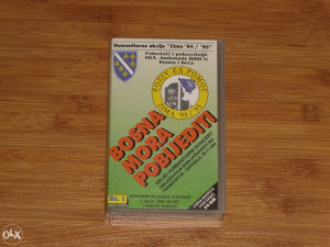 Bosna Mora Pobijediti Koncert (Video Kaseta)