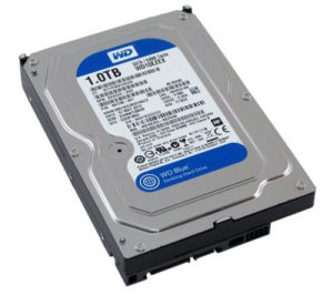 Hard disk 1TB WD SATA3