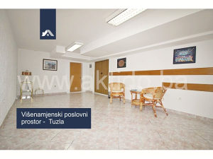 Višenamjenski poslovni prostor, Tuzla