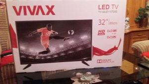 "Vivax LED Tv ""32"" HD ready Novo"