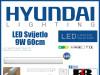 LED Svijetlo 9W 60cm