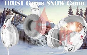 Slušalice TRUST Carus GXT 322W Gaming (5993)