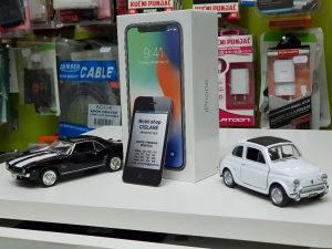 IPhone X 256GB 220KM x 12mj rate shoping card
