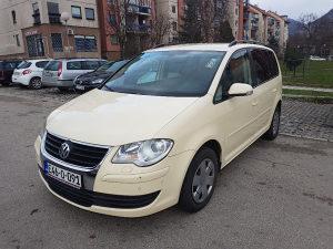 VW TOURAN/1.9 TDI/DSG/7 SJEDISTA/MODEL 2010