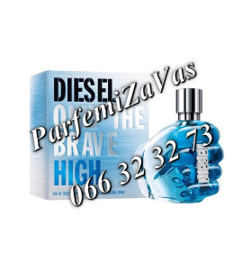 Diesel Only The Brave High 75ml Tester ... M 75 ml