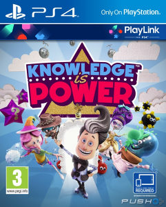 AKCIJA!!!  Knowledge is Power (Playstation 4 - PS4)