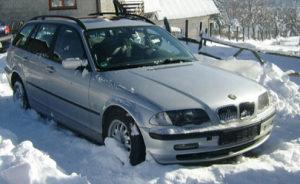 BMW E46 320 d 100 kw 2000. DIJELOVI DJELOVI