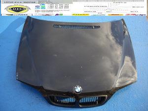 BMW E46 01/05-prednja hauba (ostali dijelovi)