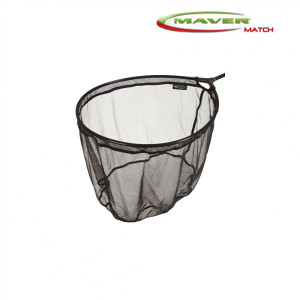 Maver Oval Silver Fish Pan Net 40cm