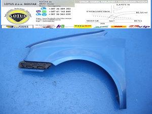 VW Touran 03/06-lijevi blatobran (ostali dijelovi)
