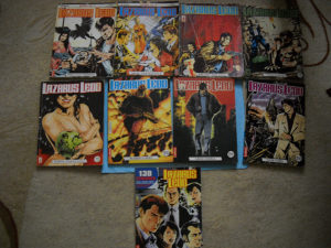 Stripovi Lazarus Ledd - lot 9 komada