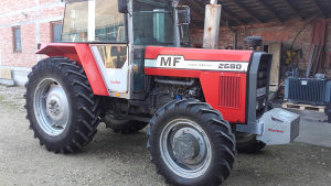 Traktor Massey Ferguson 2680 Duplak