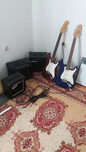Prodajem električne gitare