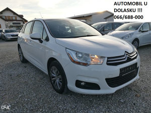 CITROEN C4 2014.god  CIJENA DO REGISTRACIJE