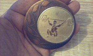 Medalja KDT ŽELJEZNIČAR 2010 god.