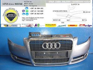 Audi A4 2006-prednji branik (ostali dijelovi)